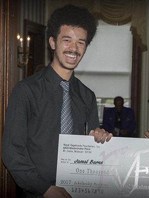 Jamal Burns